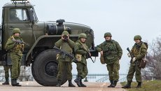 Ситуация в Севастополе. 19 марта 2014
