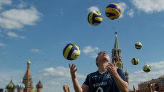 Спортивный форум на Красной площади