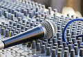 Микрофон и звуковая система