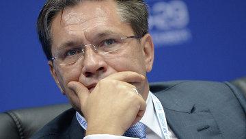 Заместитель министра экономического развития РФ Алексей Лихачев, архивное фото