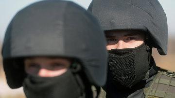 Спецназ МВД России. Архивное фото
