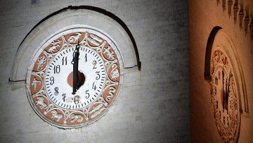 Перевод часов на московское время в Крыму