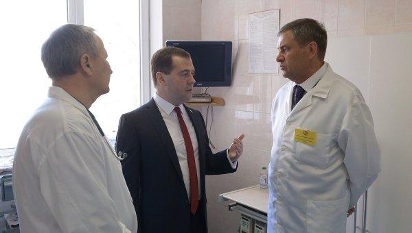 Рабочая поездка Дмитрия Медведева в Крым, Фото с места события