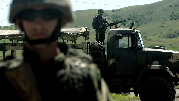 Учения НАТО. Архивное фото