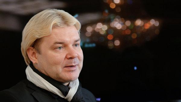 Народный артист РФ Андрис Лиепа. Архивное фото
