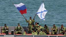 Моряки Черноморского флота России. Архивное фото