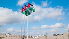 Флаги Палестины. Архив
