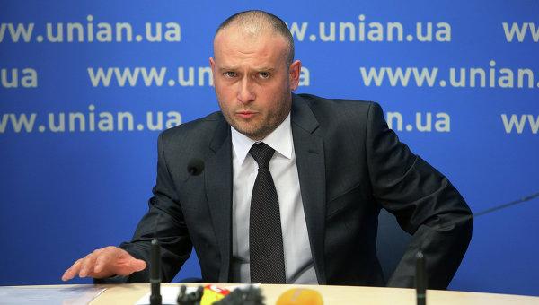 Лидер Правого сектора Дмитрий Ярош, архивное фото
