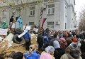 Ситуация в Славянске. 14 апреля 2014
