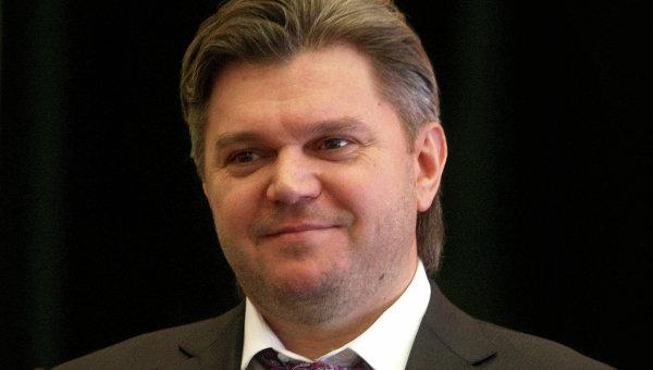 Бывший министр экологии и природных ресурсов Украины Эдуард Ставицкий. Архивное фото