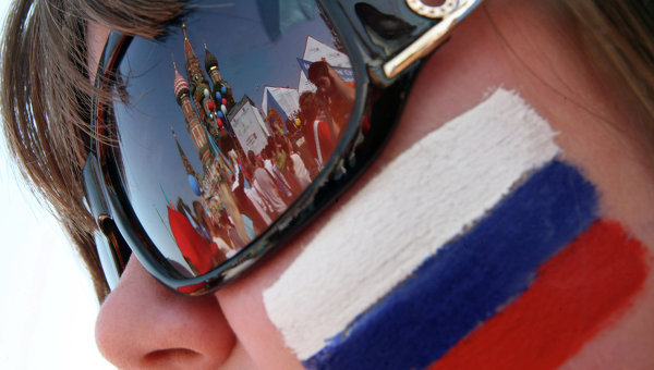 Москвичка. Архивное фото