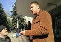 Народный мэр Горловки Александр Сапунов