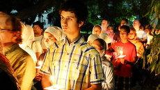 Празднование Пасхи в Нью-Дели