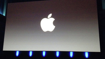 Apple. Архивное фото