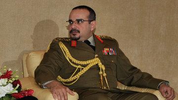 Наследный принц королевства Бахрейн Шейх Салман Бин Хамад Аль-Халифа. Архивное фото