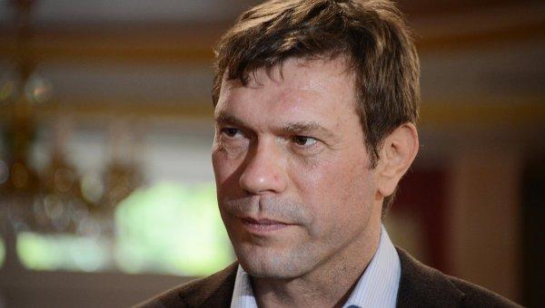 Олег Царев. Архивное фото