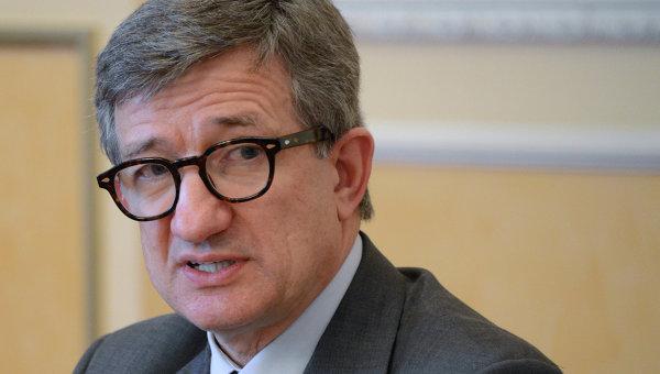 Губернатор Донецкой области Сергей Тарута. Архивное фото