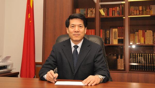 Чрезвычайный и Полномочный Посол КНР в РФ Ли Хуэй. Архивное фото.