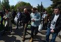 Иностранных военных наблюдателей ОБСЕ освободили в Славянске
