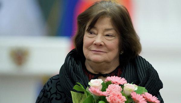Актриса кино Татьяна Самойлова. Архивное фото