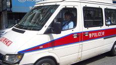 Китайская полиция. Архив