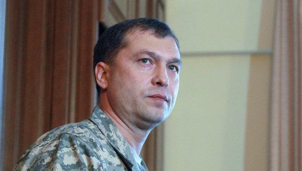 Народный губернатор Луганской области Валерий Болотов. Архивное фото