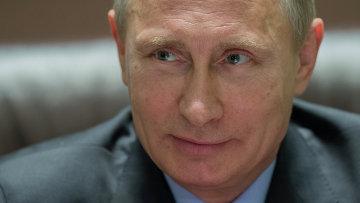 Владимир Путин , архивное фото
