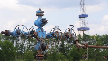 Юзовское месторождение сланцевого газа на Украине