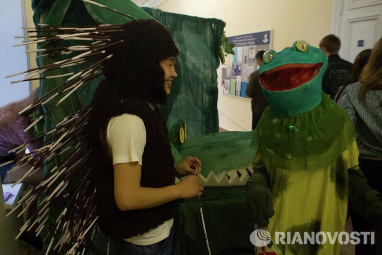 Ночь в музее-2014 в Томске