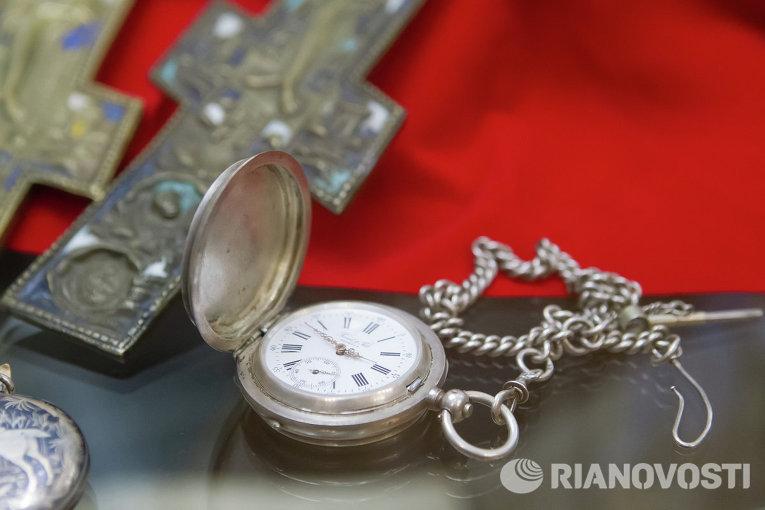 Ночь в музее-2014 в Томском областном краеведческом музее