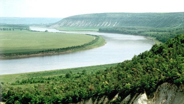 Река Днестр. Архивное фото