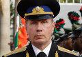 Новый главнокомандующий внутрениих войск РФ Виктор Золотов