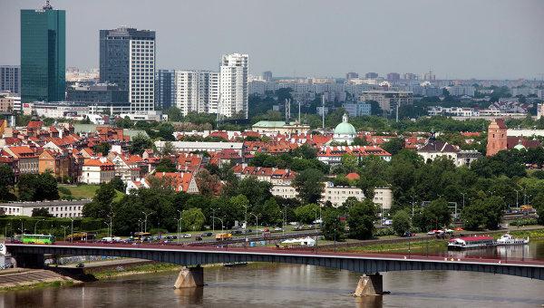 Варшава, Архивное фото