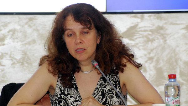 Елена Тополева, председатель комиссии Общественной палаты РФ по социальной политике, трудовым отношениям и качеству жизни граждан.
