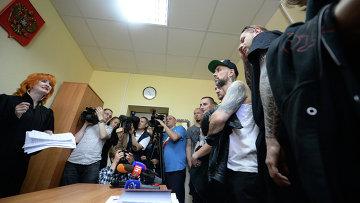 Музыканты польской группы Behemoth задержаны в Екатеринбурге