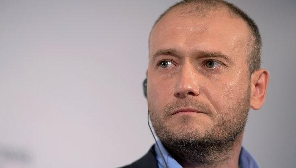 Лидер Правого сектора Дмитрий Ярош. Архивное фото