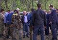 Владимир Путин выпустил из загона тигров Кузю и Борю во время поездки в Приамурье