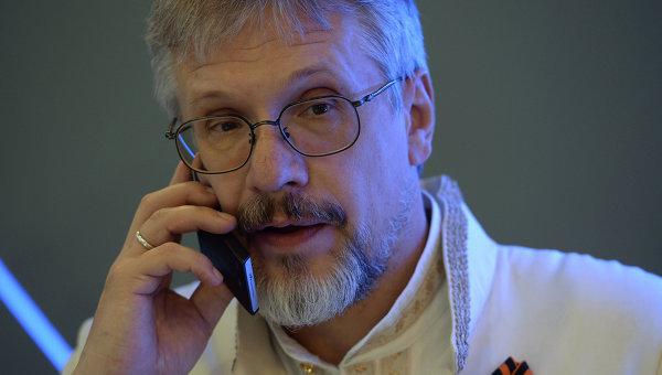 Глава агрохолдинга Русское молоко Василий Бойко-Великий. Архивное фото