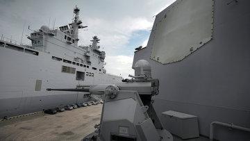 Система Иджис (Combat System Aegis). Архивное фото