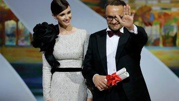 Андрей Звягинцев получил приз за лучший сценарий на 67-м Каннском кинофестивале