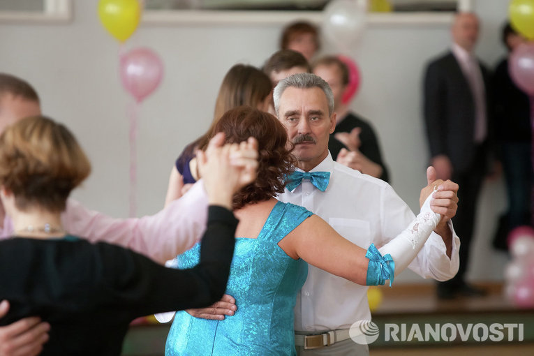 Фестиваль танго в ТПУ