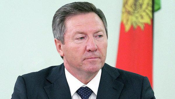 Временно исполняющий обязанности главы Липецкой области Олег Королёв