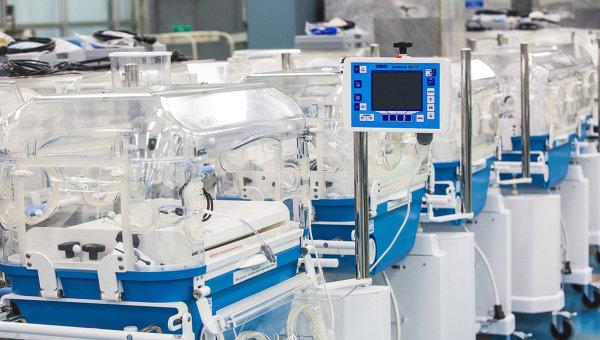 Медицинское оборудование Швабе. Архивное фото