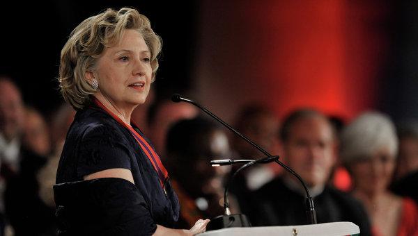 Бывший госсекретарь США Хиллари Клинтон, Архивное фото