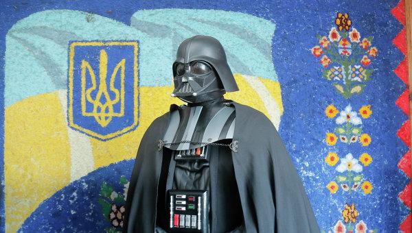 Кандидат в мэры Киева Дарт Вейдер. Архивное фото