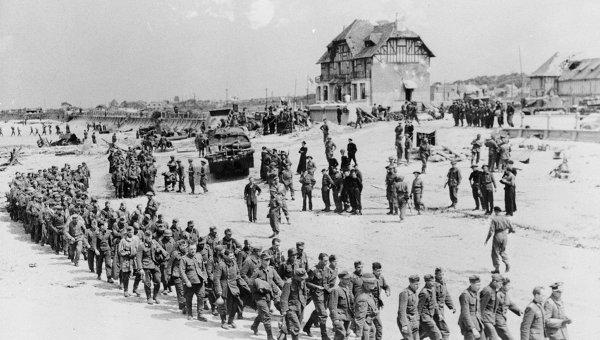 Высадка войск в Нормандии. 70 лет спустя