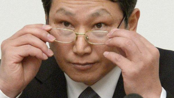 Южнокорейский миссионер Ким Чон Ук