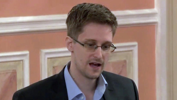 Эдвард Сноуден, архивное фото