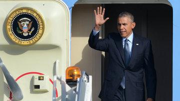Президент США Барак Обама. Архивное офто