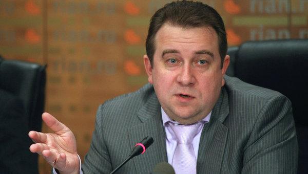 Алексей Рахманов, архивное фото